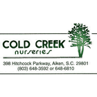 Cold Creek Nursery.
