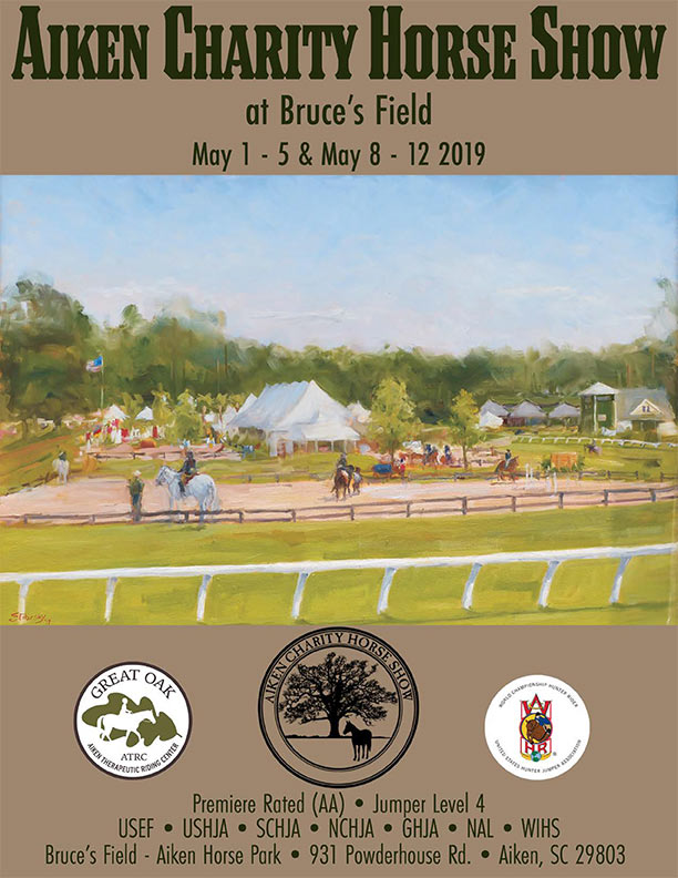 2019 Aiken Charity Horse Shows.